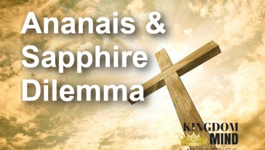 Ananais & Sapphire Dilemma