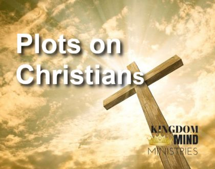 Plots on Christians