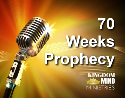 70 Weeks Prophecy