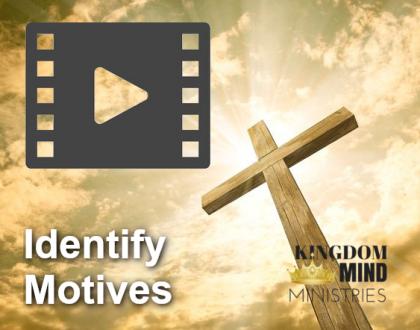 Identify Motives